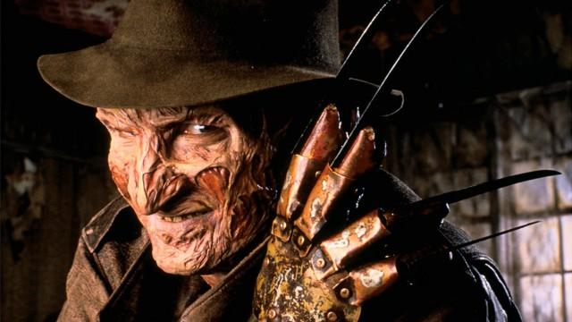 Bak dette forferdelige ansiktet finner vi skuespiller Robert Englund. (Foto: New Line Cinema)