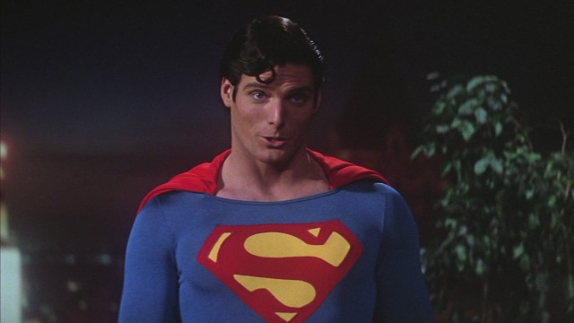 Christopher Reeve som Superman i Superman -The Movie (Foto: Warner Bros Entertainment Norge AS)