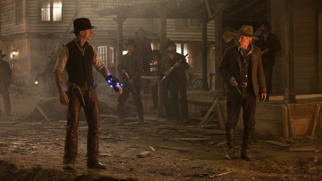 Gatelangs i Cowboys & Aliens (Foto: United International Pictures).