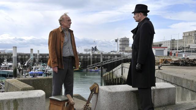 André Wilms og Jean-Pierre Darroussin i Le Havre (Foto: Arthaus).