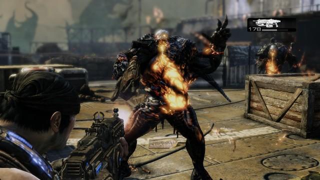Gears of War 3. (Foto: Epic Games/Microsoft Game Studios)