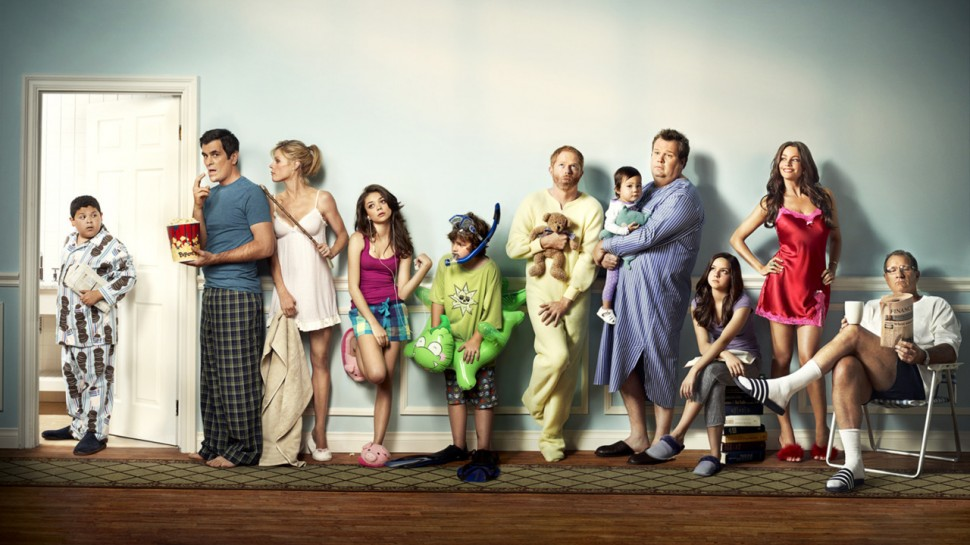 Modern Family (Foto: SF Norge AS)