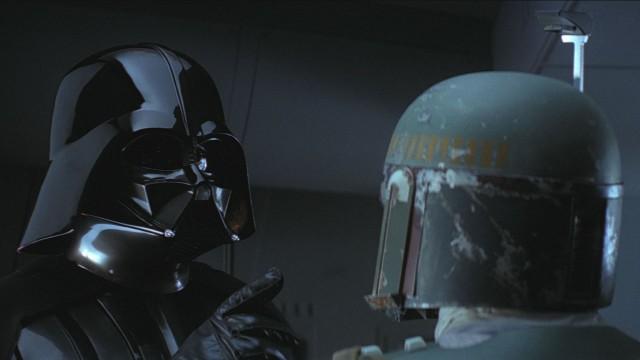- Du har no måkedritt på hjelmen din! Fra Star Wars episode V: Imperiet slår tilbake (Foto: Lucasfilm).