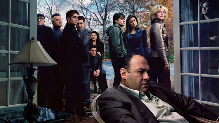 The Sopranos (Foto: Warner Bros. Entertainment Norge AS)
