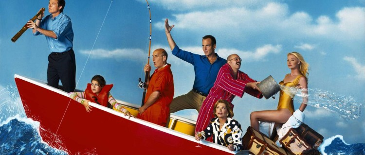 «Arrested Development» tilbake i mai