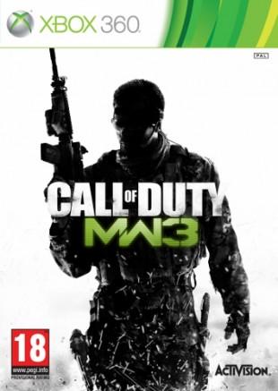 Call of Duty: Modern Warfare 3 - cover. (Foto: Activison/Infinity Ward)