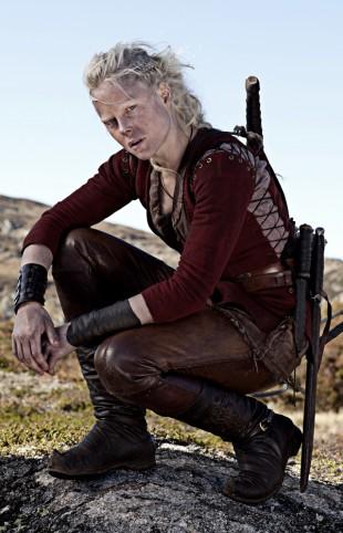 Ingrid Bolsø Berdal spiller i 'Flukten' som kommer på kino i 2012. (Foto: Pål Laukli / Fantefilm Fiksjon AS)