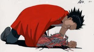 Tegneserieramme av figuren Tetsuo fra 'Akira' (1988). Foto: Bandai/Toho)