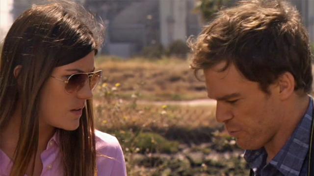 Gjøre Dexter og Debra noensinne hekte