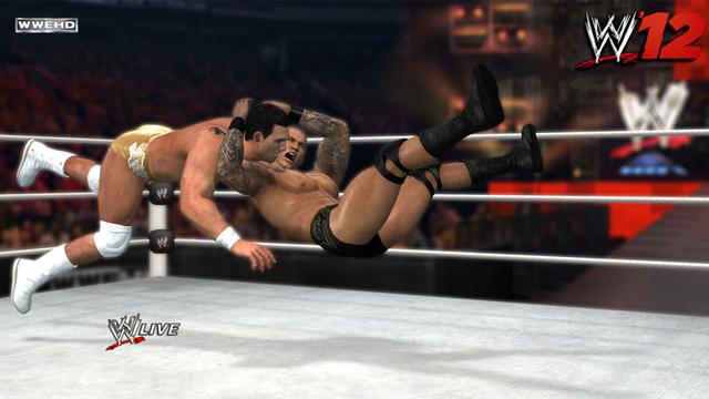 WWE '12 (Foto: THQ)