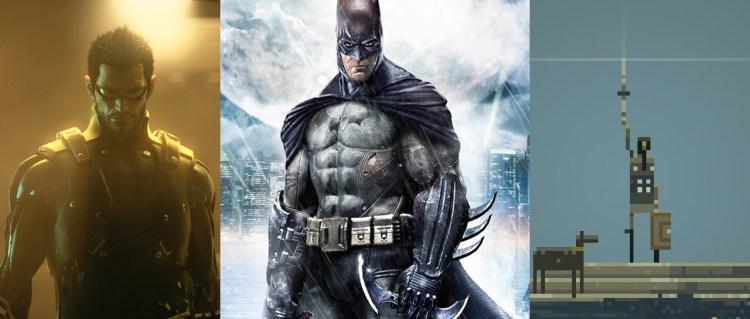 2011: Årets beste spill