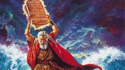 Spielberg snuser på Moses