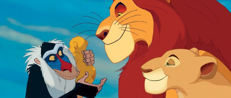 Løvenes konge 3D
