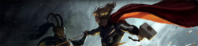Thor (Foto: Marvel)