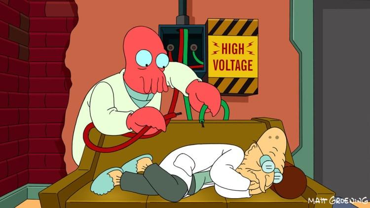 Futurama (Foto: Comedy Central)