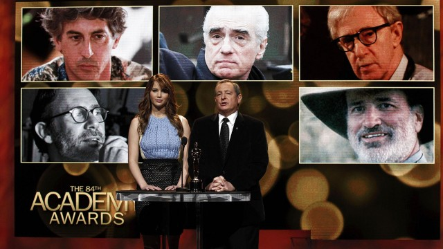 Oscar-nominasjonene 2012 - beste regissør. (Foto: AP Photo/Matt Sayles)
