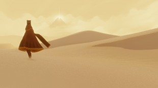 Journey. (Foto: thatgamecompany / SCEE)