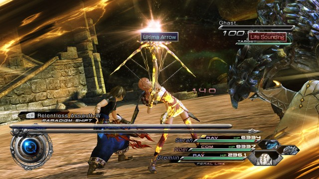 Final Fantasy XIII-2. (Foto: Square Enix)