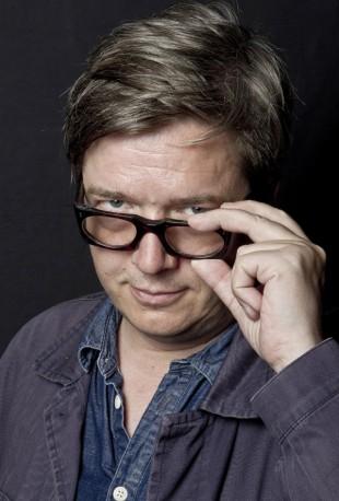 Tomas Alfredson på filmfestivalen i Venezia. (Foto: AP Photo/Joel Ryan)
