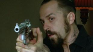 Giovanni Ribisi som ustabil skurk i Contraband (Foto: United International Pictures).