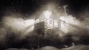 Nazistenes base på Antarktis slik den fremstilles i filmen Iron Sky (Foto: Euforia Film)