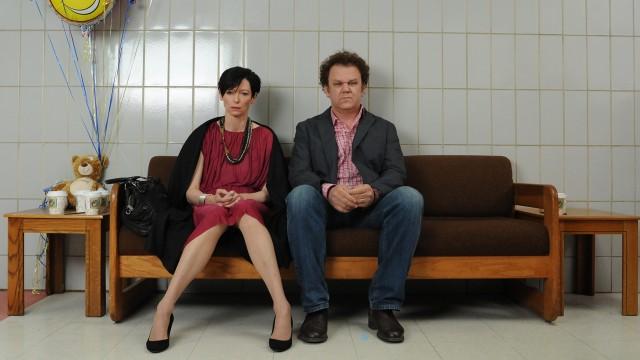 Tilda Swinton og John C. Reilly i Vi må snakke om Kevin (Foto: SF Norge AS).