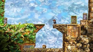 Braid var aldri ment som et morsomt spill ifølge Jonathan Blow. (Foto: Microsoft Game Studios, Number None Inc.)