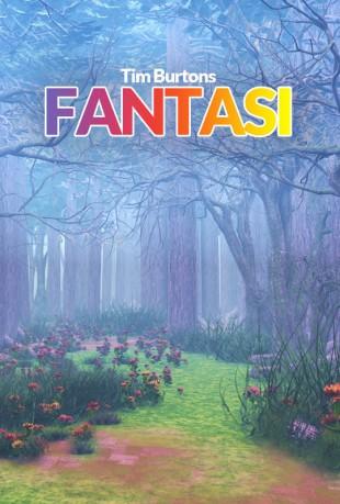 Fotomontasje av Fantasis filmplakat (Originalfoto: Cybrea-Stock/deviantART)