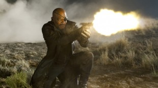 Samuel L. Jackson som Nick Fury i The Avengers (Foto: The Walt Disney Company Nordic).