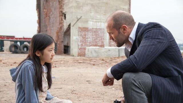 Catherine Chan og Jason Statham i Safe (Foto: Nordisk Film Distribusjon AS).