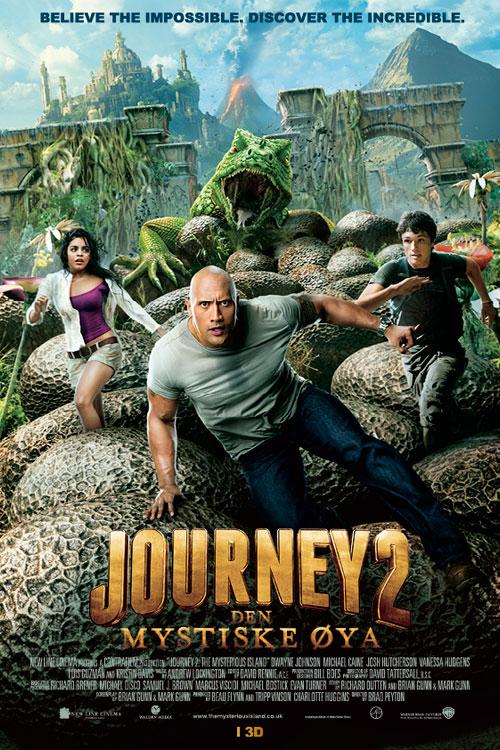 Journey 2 – den mystiske øya