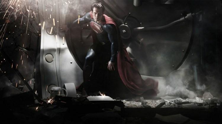 Henry Cavill som «Man of Steel» er et av 3D-håpene i år. (Foto: Warner Bros.)