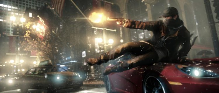 «Watch Dogs»-trailer tok E3 med storm