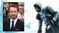 Michael Fassbender skal spele i «Assassins Creed»