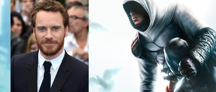 Michael Fassbender skal spele i «Assassins Creed»