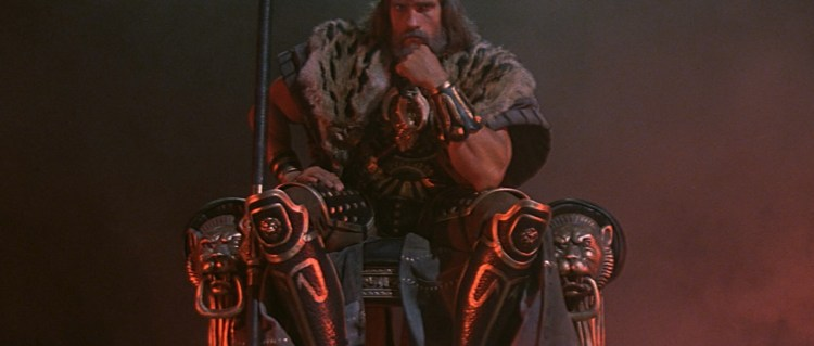 Kinosommeren 1982: Conan the Barbarian
