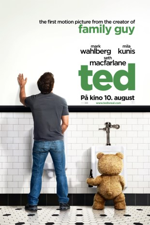 Ted - filmplakat. (Foto: Universal Pictures)