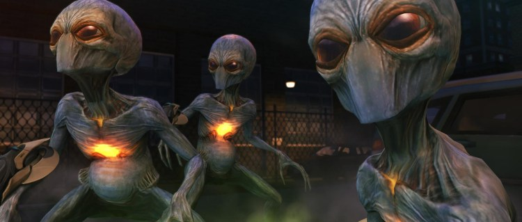 Sniktitt: «XCOM: Enemy Unknown»