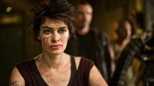Lena Headey spiller narkodronninga Ma Ma i Dredd (Foto: SF Norge AS).