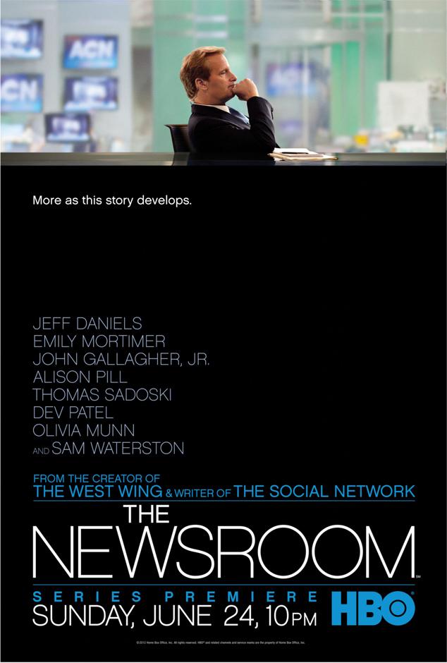 Newsroom S01