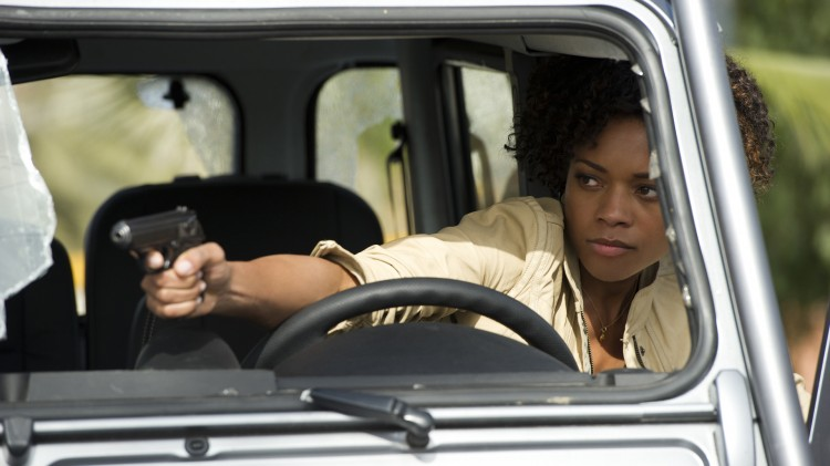 Naomie Harris spiller agenten Eve i Skyfall (Foto: MGM / SF Norge AS).