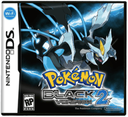 Pokémon Black & White version 2