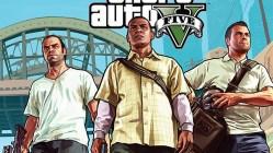 Tre hovedpersoner i «GTA V»