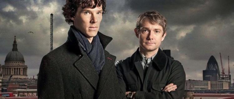 Sherlock sesong 3 er utsatt