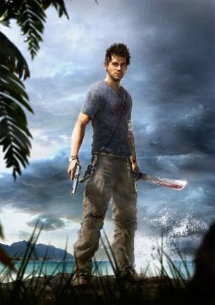 Brody er hovedpersonen i «Far Cry 3». (Foto: Ubisoft)