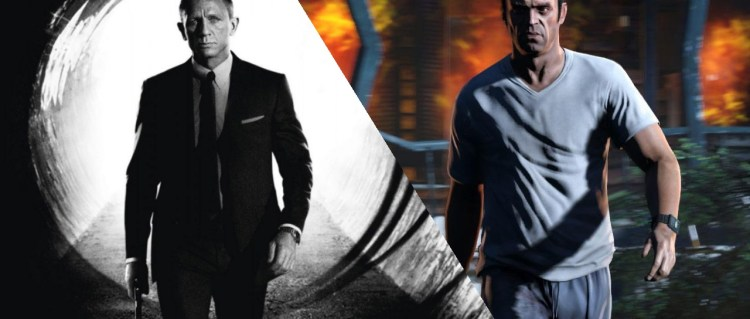 Samanliknar GTA med James Bond-serien