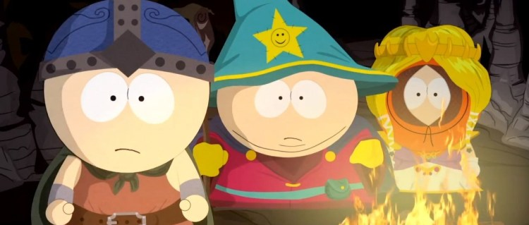 «South Park»-spelet sensurert i Europa