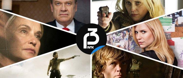 2012: Årets beste serier