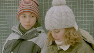 Émilien Néron og Sophie Nélisse i Den gode læreren (Foto: Europafilm AS).