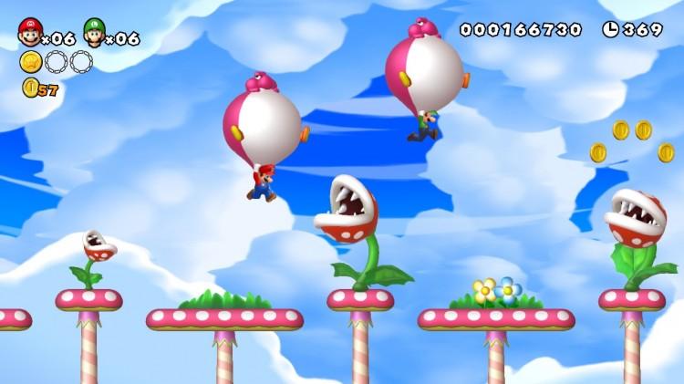New Super Mario Bros. Wii U. (Foto: Nintendo)